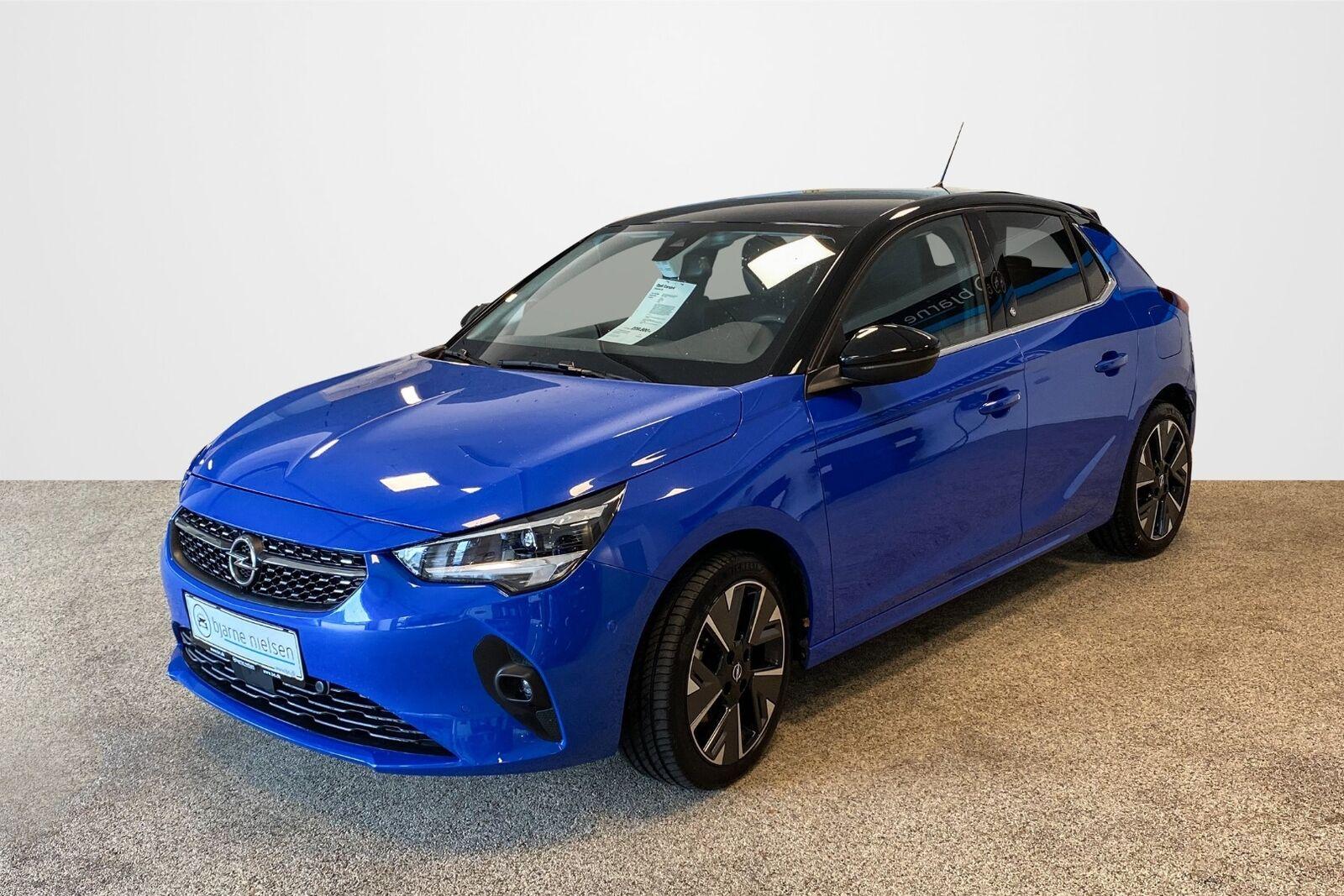 Opel Corsa-e  Elegance 5d - 198.800 kr.