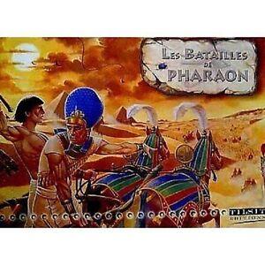TILSIT : LES BATAILLES DE PHARAON