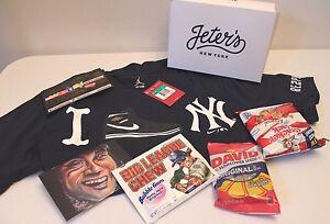 afefdf3ab821a0 Air Jordan Retro Derek Jeter Re2pect Box Set Navy Blue T-Shirt Men s ...