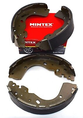 MINTEX REAR AXLE BRAKE SHOES SET FOR FORD FOCUS MFR592 REAL IMAGE OF PART