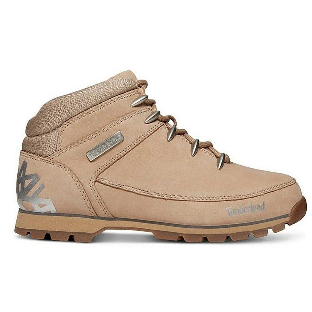 Shoes Universal Men Timberland Euro Sprint Hiker A1RJG Beige,Brown