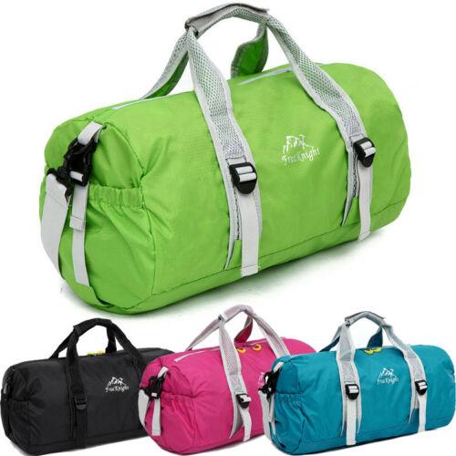 Waterproof Travel Hand Luggage Shoulder Bag Handbag Duffle Bag Sports Gym Bag