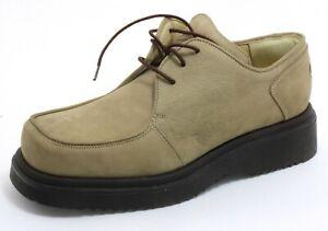 290 Chaussures en Cuir à Lacets Basses Homme Bottes Buffalo 43