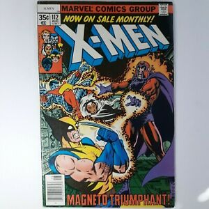 Uncanny X-Men #112  Magneto  John Byrne  Wolverine