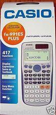 Casio FX-991ES Plus Scientific Calculator FX991ES + FX 991 ES, New 417 functions
