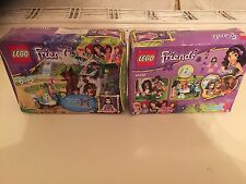 LEGO Friends 41032: First Aid Jungle Bike