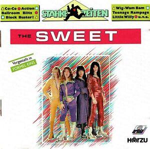 CD-The-Sweet-Starke-Zeiten-Block-Buster-Ballroom-Blitz-Hell-Raiser