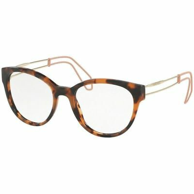 MIiu Miu Women Eyewear Optical Frame MU03PV USM1O1 Eyeglasses Size 52mm