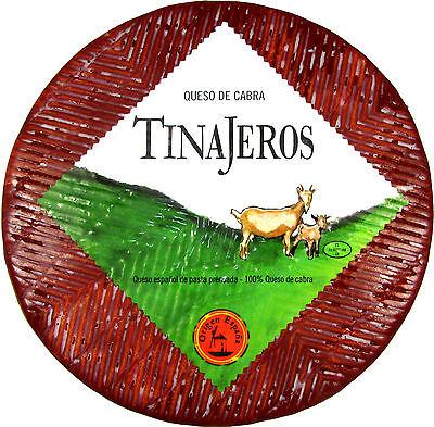 Tinajeros Ziegenbutterkäse milder cremiger Ziegenkäse ein Traum (€ 26,90/Kg)