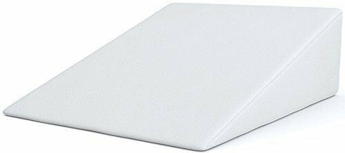 FitPlus Premium Wedge Pillow 1.5 Inches Memory Foam 2 Year Bed Wedge Acid