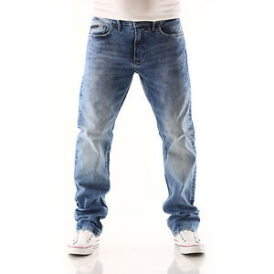 Big-Seven-XXL-Jeans-Morris-medium-blue-regular-fit-Herren-Hose-Ubergroesse-neu