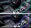 3M Decor 12V Car Interior Neon LED Light Glow EL Wire String Strip Rope Tube