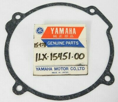 YAMAHA GENERATOR COVER GASKET DT100 DT175 MX100 MX175 YZ125 401-15455-01 NEW OEM
