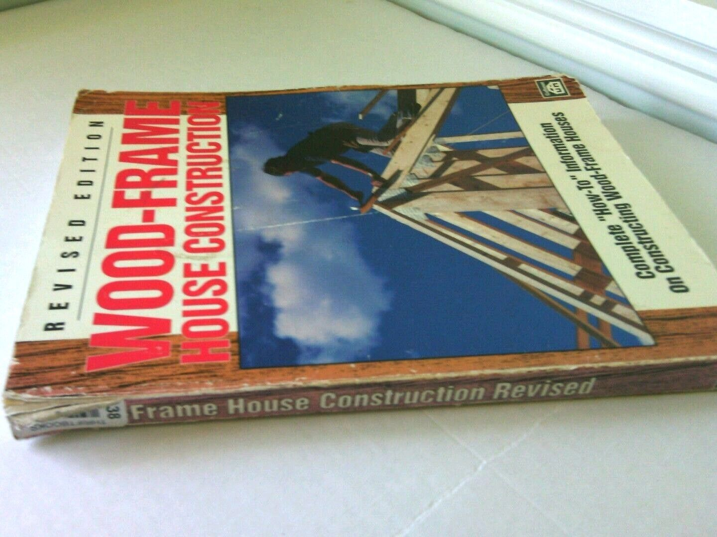 Wood Frame House Construction Book