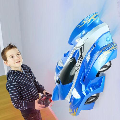 Wall Climbing Car 2 Modes Trick Racing Remote Control Car Stunt RC Car  boys Toy