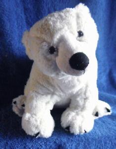 1907-Polar-bear-Sea-World-Gold-Coast-Australia-2010-28cm-plush