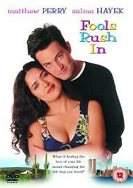 1 of 1 - Fools Rush In DVD (2004) Matthew Perry