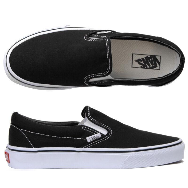 VANS CLASSIC SLIP ON zapato ZAPATOS SKATE NEGRO VEYEBLK 79EUR) (PVP EN TIENDA 79EUR) VEYEBLK 41ac80