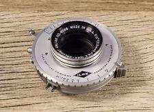 "Ilex-Calumet Caltar 8½"" 215mm f/6.3 Lens - Ilex No.3 Acme Synchro Shutter - 4x5"