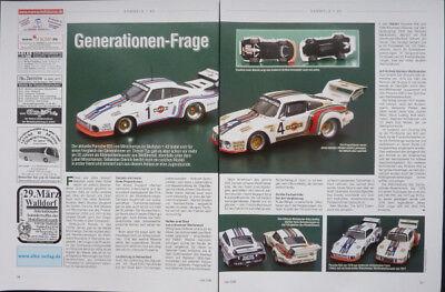 'porsche 935 Martini In 1-43 Di Minichamps... Un Modello Relazione #2008-..ein Modellbericht #2008 It-it Mostra Il Titolo Originale