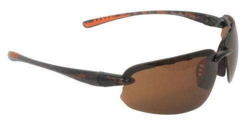 Da Uomo Eyelevel velocità Sports 100/% UV INFRANGIBILE Brown occhiali da sole senza montatura