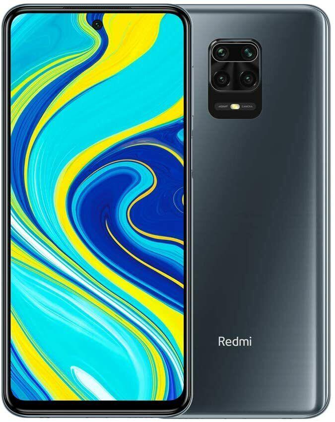 xiaomi: Xiaomi Redmi Note 9s – 128GB – Interstellar Grey Dual SIM (Unlocked) Smartphone