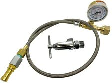 Transfill Homefill To Cga 540 Amp Cga 870 Oxygen Tank With36 3000 Psi