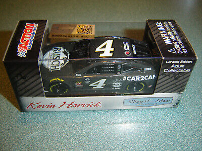 BUSCH BEER CAR2CAN 1:64 Lionel Kevin Harvick #4 SHR MUSTANG NASCAR 2019