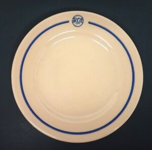RCA-Restaurant-Small-Plate-Cafeteria-Lenape-Scammell-039-s-Trenton-Pre-50s-Camden-NJ