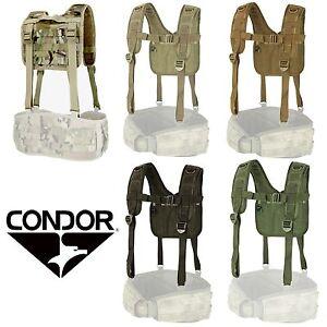 Condor-215-Tactical-Adjustable-H-Harness-Suspenders-for-241-Gen-II-Battle-Belt