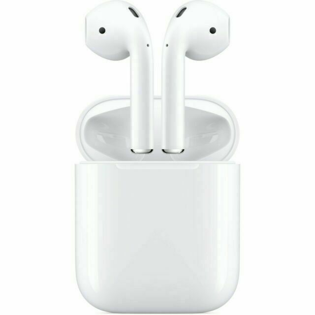 Apple AirPods 2nd Generation with Charging Case (Wired) - White