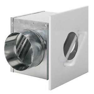 Fantech Secondary Dryer Lint Trap 4 Quot Duct Ebay