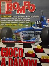 Auto & Sport ROMBO 12 1997 Test novità MAZDA 323F Lantis 2.0 V6