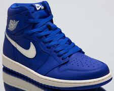 quality design 8c4dc 0acbf Air Jordan 1 Retro High OG Hyper Royal He Got Game Men New Sneakers 555088-