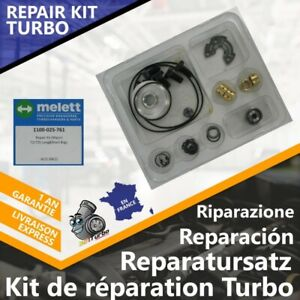 Stage3 Repair kit Kit réparation MELETT Turbo Garrett T3 FIAT COUPE T16v