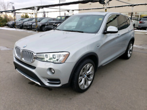 2017 BMW X3 Premium Package Essential