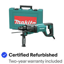 "Makita 1"" AVT SDS-Plus D-Handle Rotary Hammer HR2641-R Certified Refurbished"