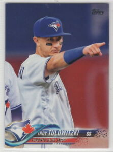 2018-Topps-Toronto-Blue-Jays-Complete-Team-Set-Series-1-2-and-Update-31-cards
