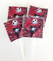 12 Nightmare Before Christmas Lollipops Candy For Party Favors