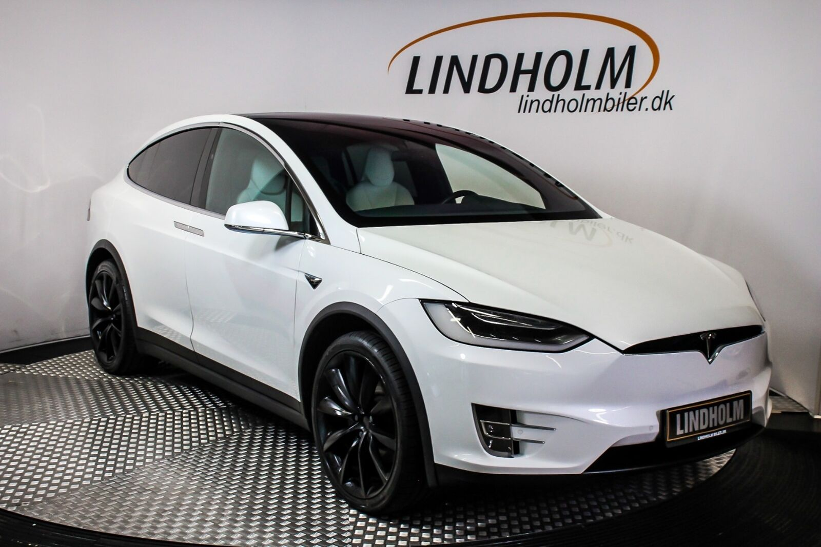 Tesla Model X  100D 6prs 5d