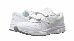 ca84483d8afe NEW WOMENS New Balance WW411HW2 WHITE Walking Shoe 2A Narrow Size 11 ...