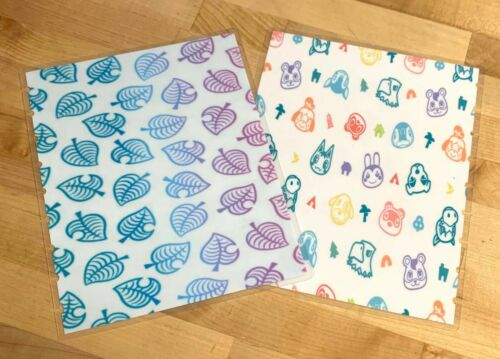 Animal Crossing Inspired Cover Set made for use with Happy Planner
