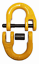 3-8-034-Mechanical-Coupling-Link-Hammerlock-3-15-Ton-6300-lbs-WLL miniatuur 2