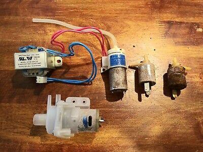 water pump internal diagram assorted keurig replacement parts for b40 air water pump solenoids  assorted keurig replacement parts for