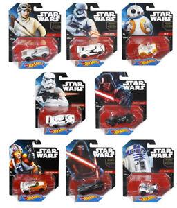 HOT-Wheels-Star-Wars-la-forza-si-sveglia-veicoli-selezioni