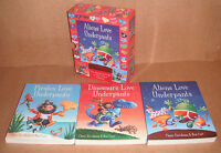 The Underpants Board Book Set By Claire Freedman, Ben Cort