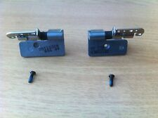Acer Aspire 5020WLMi MS2171 Hinges Left Right Pair w/ Screws