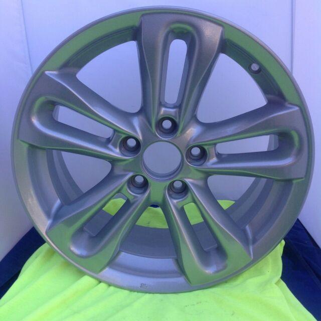 17 Honda Civic Si 17 06 10 Factory Oem Rim Wheels Chrome 1 Set Of 4 Wheel For Sale Online Ebay