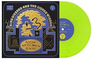King-Gizzard-amp-Lizar-Flying-Microtonal-Banana-New-Vinyl-LP