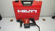 Hilti Te15 Te15 Rotary Hammer Drill 115v Amp Case